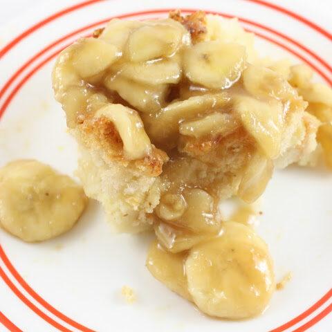 Banana Rum Sauce