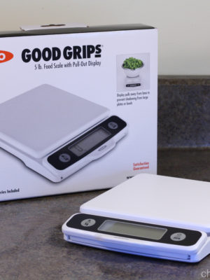Digital Scale from OXO Giveaway!