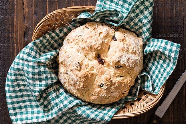 Irish Soda Bread For Two