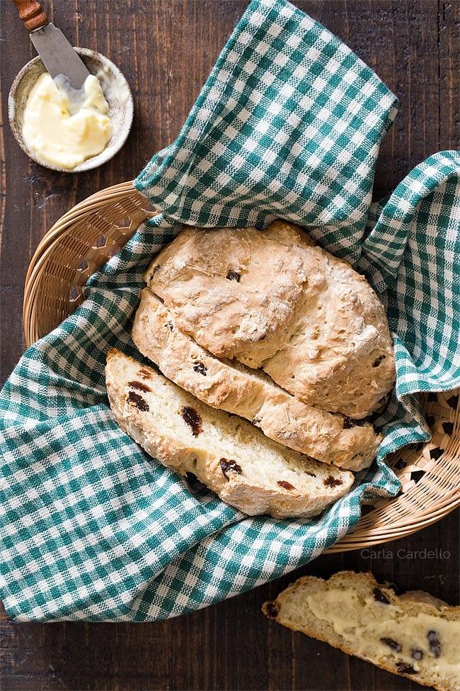 Small Irish Soda Bread