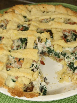 Pizza Rustica – Tuesdays With Dorie