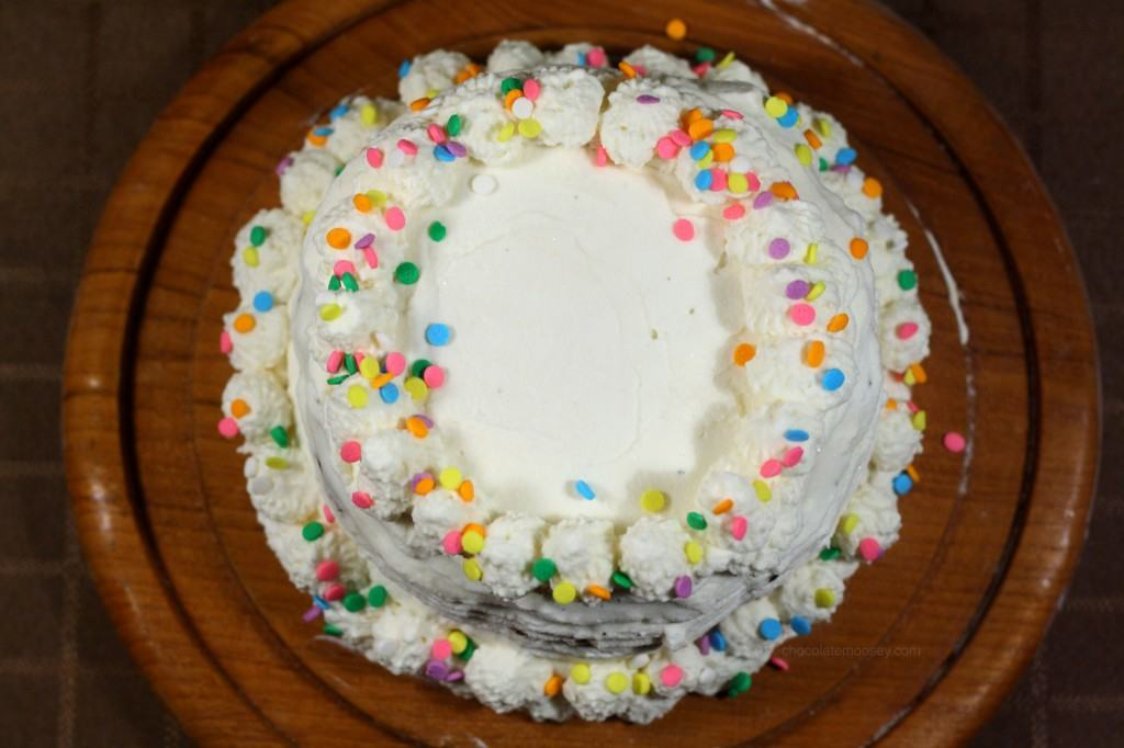 How To Make An Ice Cream Cake Like Dairy Queen