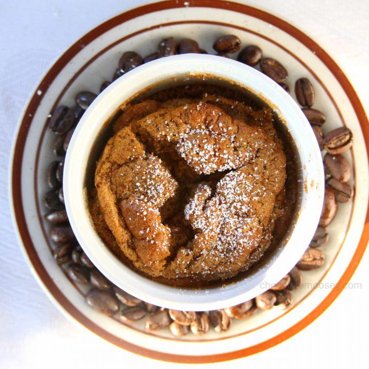 Espresso Soufflé