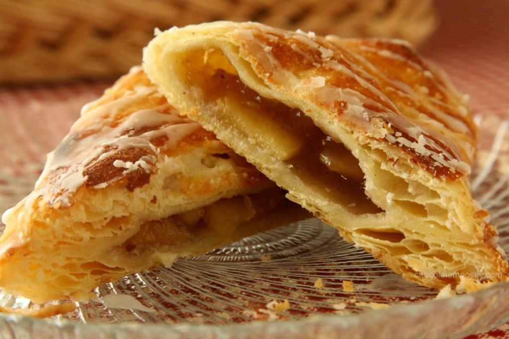french apple turnovers golden delicious apple and cheddar turnovers ...