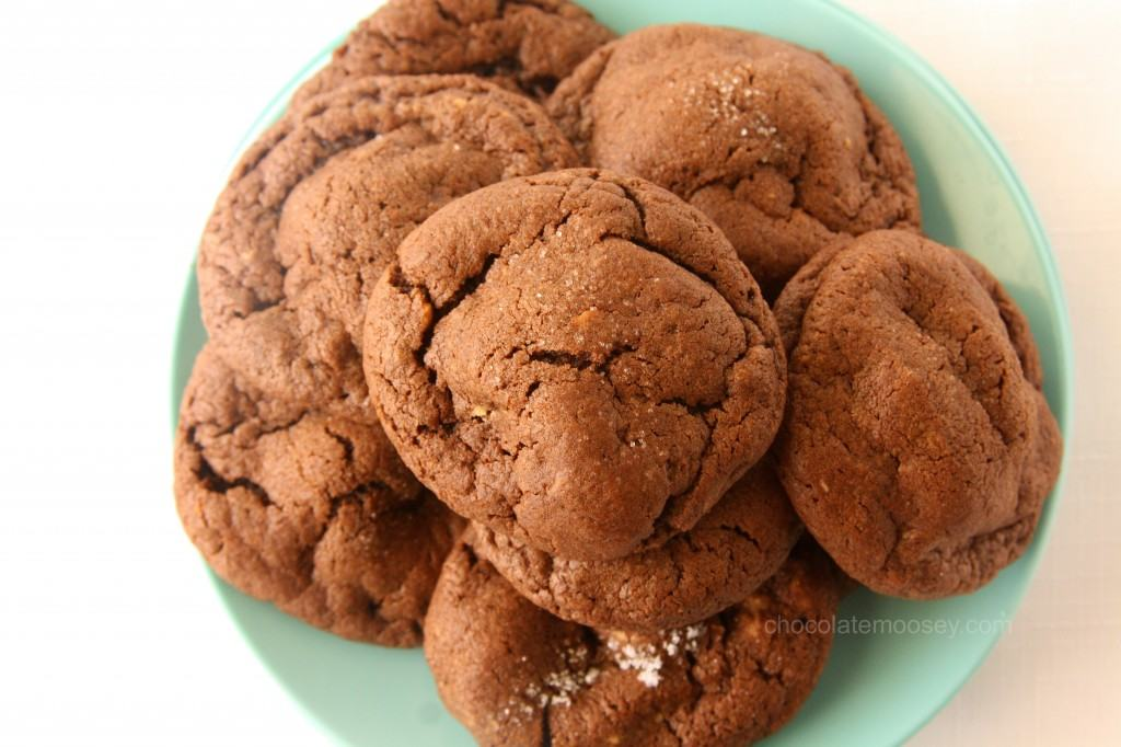 Chocolate Fudge Peanut Butter Cookie Stuffed Cookies ...