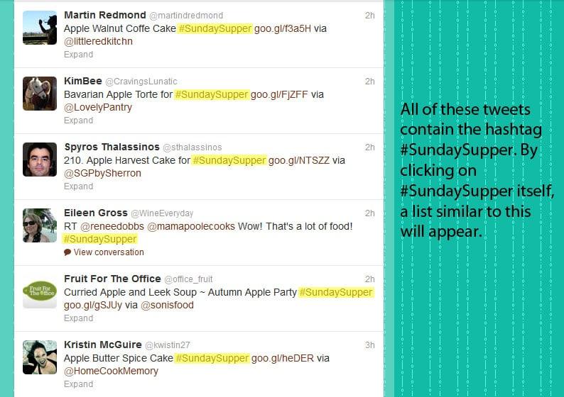 Understanding Twitter - Hashtags