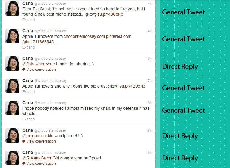 Understanding Twitter - Tweets