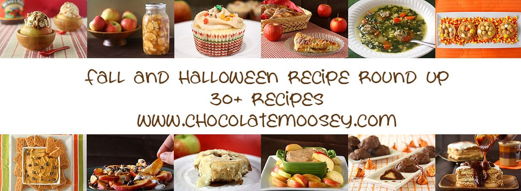 Fall and Halloween Recipe Round Up 2012