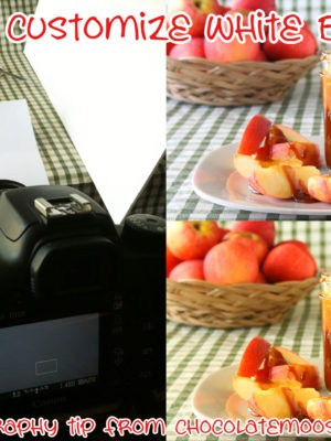 How To Customize White Balance – Photography Tip