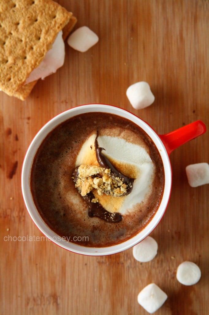 Smores Hot Cocoa