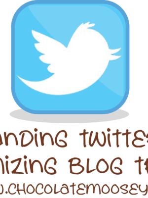 Understanding Twitter Part 4 - Maximizing Blog Traffic
