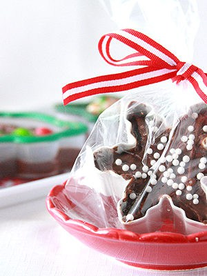 Cookie Cutter Fudge to make for Christmas