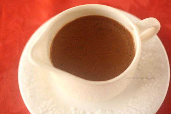 brown gravy recipe without beef broth