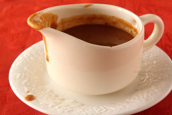Homemade Gravy Without Meat Drippings