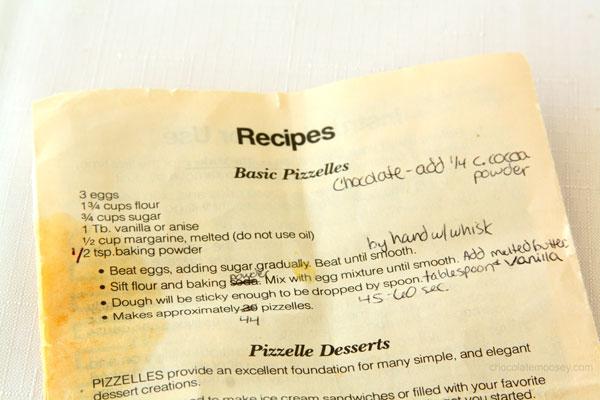 Half Chocolate Half Vanilla Cake Recipe