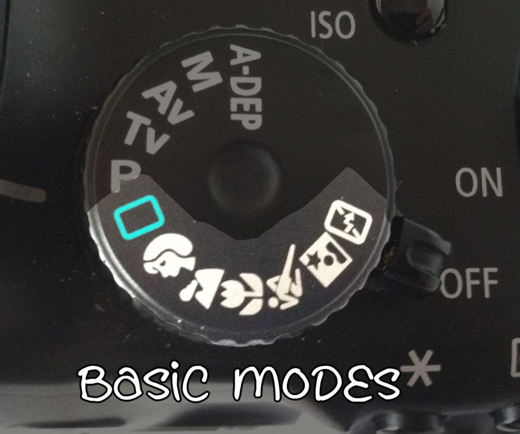 Understanding Your Camera - Shooting Modes