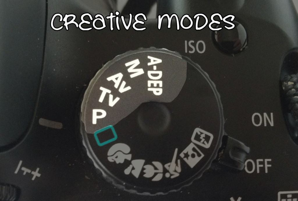 Understanding Your Camera - Creative Modes