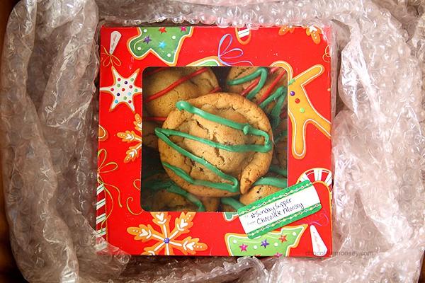 Double Peanut Butter Surprise Cookies