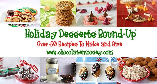 Holiday Desserts Round Up