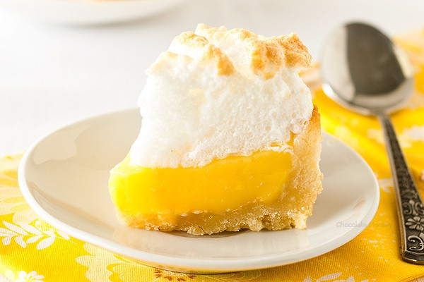 Leftover pie can be dangerous, which is why I made Mini Deep Dish Lemon Meringue Pies for two! It's everything you love about lemon meringue pie but made in mini springform pans.