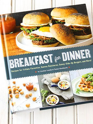 Breakfast For Dinner Cookbook Review