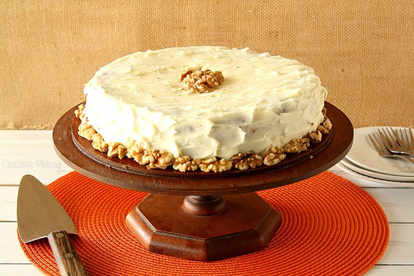 Carrot Cake Cheesecake For Easter