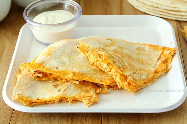 Easy Quesadilla Recipes
