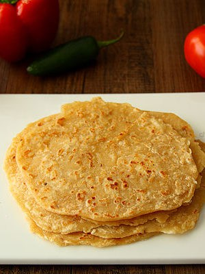 Spiced Flour Tortillas (From Scratch)
