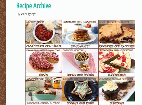 How to create an automatic recipe index for wordpress blogs how to create an automatic recipe index for wordpress blogs chocolatemoosey forumfinder Images