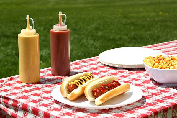 Homemade Ketchup and Yellow Mustard (With No Corn Syrup) | www.chocolatemoosey.com