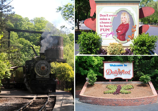 Dollywood | www.chocolatemoosey.com