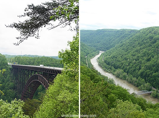 New River Gorge | www.chocolatemoosey.com