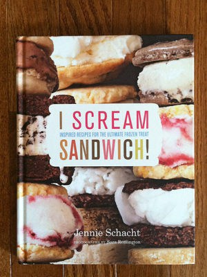 I Scream Sandwich Cookbook Review and Giveaway | www.chocolatemoosey.com