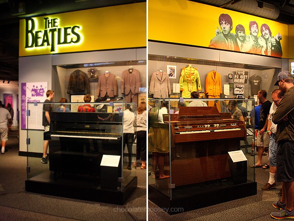 Rock and Roll Hall Of Fame | www.chocolatemoosey.com