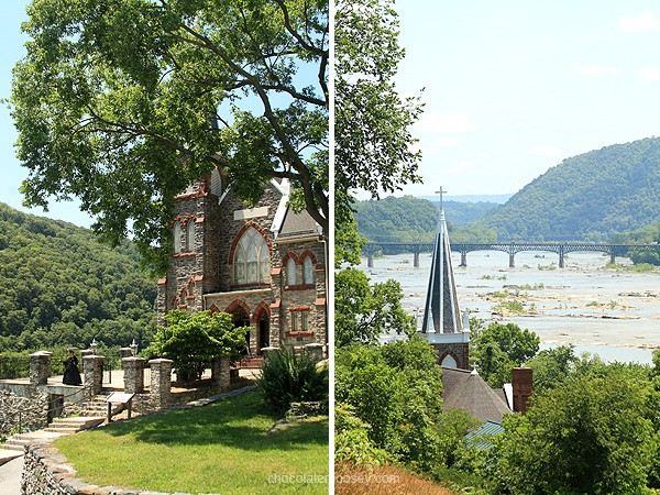 Harpers Ferry | www.chocolatemoosey.com