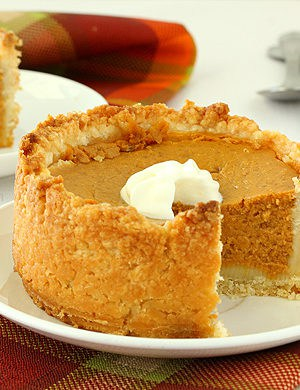 Deep Dish Mini Pumpkin Pies For Two