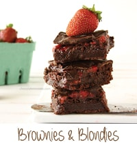 Brownies and Blondies
