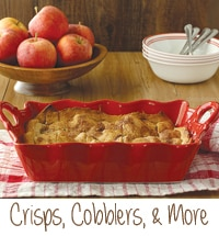 Crisps, Cobblers, and More