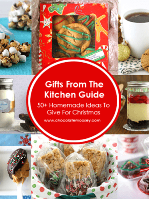 Gifts From The Kitchen Holiday Guide