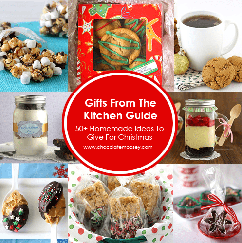 Top 28 christmas gifts from the kitchen 15 holiday for Christmas gift ideas from the kitchen