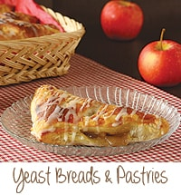 Yeast Breads and Pastries