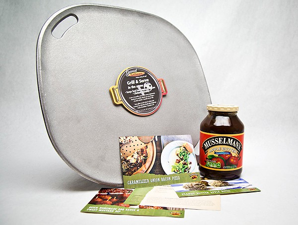 Apple Butter Giveaway