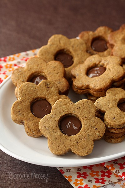 linzer cookies aren t linzer cookies without ground nuts in the dough ...