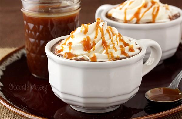 """Résultat de recherche d'images pour """"hot chocolate caramel"""""""