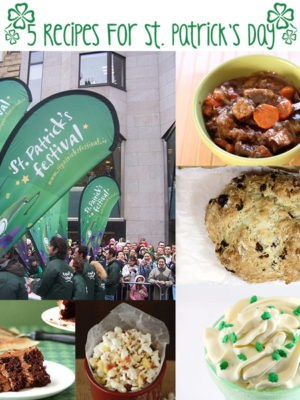 5 Recipes For St. Patrick's Day