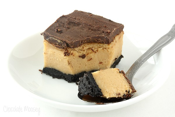 Reese's Butterfinger Cheesecake Bars are our copycat recipe of that ...