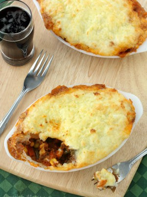 Guinness Shepherd's Pie Dinner For Two