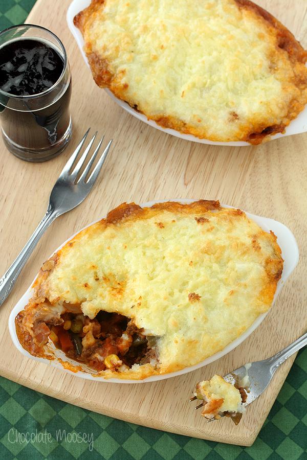 Shepherd's Pie For Two Recipe