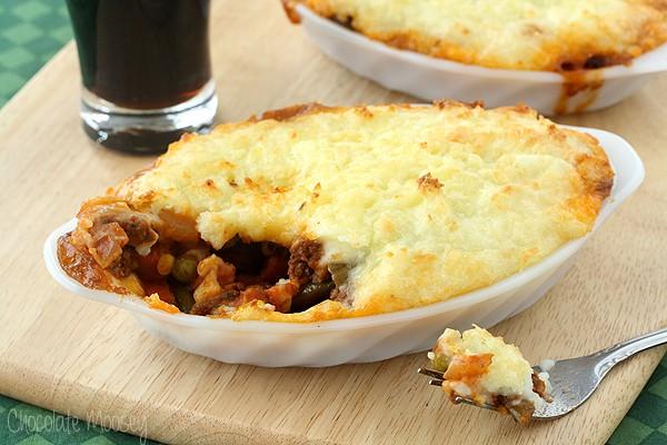 Easy Shepherd's Pie For Two