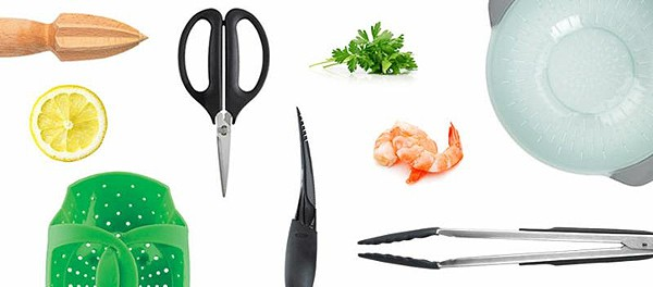 OXO Shrimp Showdown Giveaway